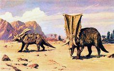 Chasmosaurus, Zdeněk Burian