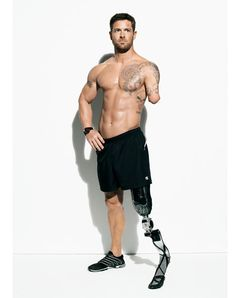 Noah Galloway doesn't have Spina Bifida, but he is a hero to the disabled community & all Americans.