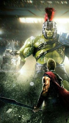 Thor Ragnarok fight Thor vs Hulk Who win? Marvel Fanart, Marvel Comics, Heros Comics, Hulk Marvel, Marvel Heroes, Marvel Characters, Captain Marvel, Spiderman, Thor