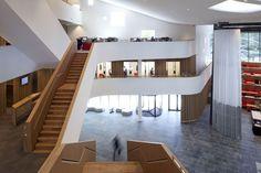 Rabobank Westelijke Mijnstreek Advice Centre / Mecanoo