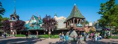 Peter Pan's Flight | Attractions | Disneyland Paris