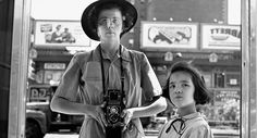Finding Vivian Maier- I was less of a woman, less of a human before I watched this documentary. Vivian Maier is such a magnet.