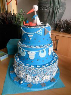 baby jongen taart babyshower jongen   Google zoeken | cakes | Pinterest | Babyshower  baby jongen taart
