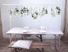 kitchen ideas – New Ideas Indoor Garden, Outdoor Gardens, Home And Garden, Backyard Makeover, Decoration Table, Outdoor Entertaining, Cool Kitchens, Wedding Table, Floral Arrangements