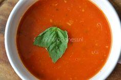 Italiaanse tomatensoep - OhMyFoodness