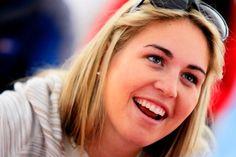 Johanna Long - A Fierce Racing Competitor