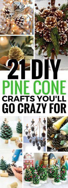Pine cone crafts decoration ideas by bleu. Pine Cone Tree, Pine Cone Christmas Tree, Christmas Wreaths, Pinecone Christmas Crafts, Pine Cone Wreath, Diy Christmas, Tree Crafts, Decor Crafts, Holiday Crafts