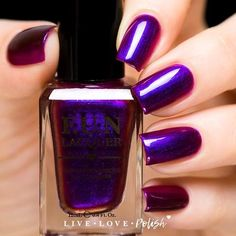 FUN Lacquer Cheers To The Holidays Nail Polish - Cheers To The Holidays / Christmas 2015