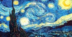 The creator of the famous painting 'The Starry Nights' was Vincent Van Gogh who attempted suicide after he started receiving recognition for his painting. The world went crazy for the painting but its creator saw