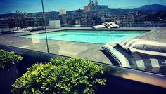 Θεσσαλονίκη: Άνοιξε πισίνα και roof-garden σε γνωστό ξενοδοχείο! (ΦΩΤΟ)