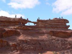 Desierto de Wadi Rum - Jordania.