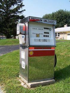 petrol pump Mailboxes
