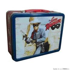 Lone Ranger Vintage Lunch Box!