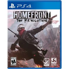 Homefront: The Revolution: Day 1 Edition - PlayStation 4, Multi, D1187