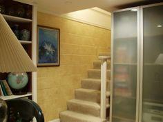 Cheap Basement Cinder Block Wall Ideas Title Painting