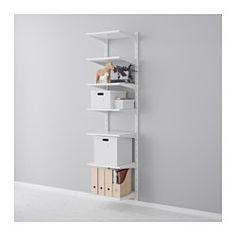 Almacenaje de pared - ALGOT sistema - IKEA