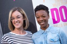 10 things to know about Samira Wiley's awesome fiancé Lauren Morrelli