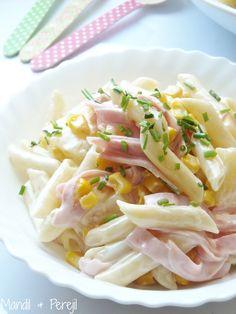 Pasta Salad, Potato Salad, Potatoes, Healthy, Ethnic Recipes, Food, Parsley, Pasta Recipes, Homemade Food