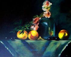 watercolores still life