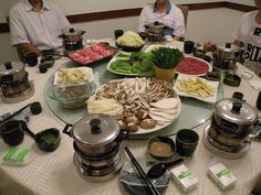 hot pot in china