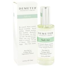 Demeter by Demeter stands alone among the many selections of perfume for its dedication to simplicity and joy. Demeter fragrances do not come with the classic complexity of top, middle and base notes.