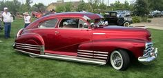 1948 Chevrolet Fleetline low rider