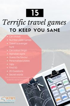 15 terrific travel games to keep you sane
