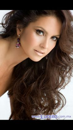 Lucero Hogaza León (born 29 August 1969), better known as Lucero, is a Mexican singer and actress.