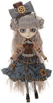 Goth Shopaholic: Alice in Steampunk World