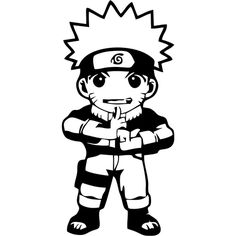 Human Figure Sketches, Figure Sketching, Band Stickers, Anime Stickers, Vinyl Crafts, Vinyl Projects, Naruto Art, Anime Naruto, Kirigami