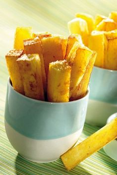Les vraies frites maison