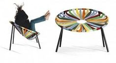 Lastika is Comfortable Chair by Aeroncolorful Chairs