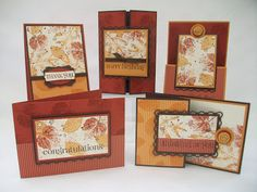 Stamping Moments: French Foliage Stamp Class......