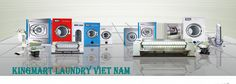 Phân phối máy giặt khô 25kg/mẻ HWASUNG CLEANTECH