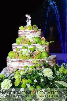 La Naked Cake: una delle nostre golosissime wedding cake #matrimonielocations #matrimonio #wedding #nozze #mariage #sposi #sposa #sposo #bride #brides #groom #cibo #food #organizzazionematrimoni #weddingplanner #location #locationmatrimoni #matrimoniamilano #sposi2019 #matrimonio2019 #wedding2019 #mariage2019 #weddingcake #weddincakes #torta #torte #tortamatrimonio #cake #nakedcake #nakedcakes Naked Cakes, Wedding Planner, Wedding Cakes, Desserts, Food, Weddings, Wedding Planer, Wedding Gown Cakes, Tailgate Desserts