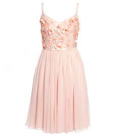 Bloody Valentine Dress Pale-Pink