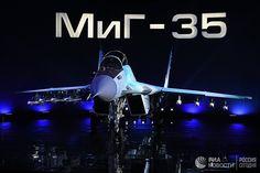 ВКС России полностью заменят легкие истребители новейшими МиГ-35 | РИА Новости - события в России и мире: темы дня, фото, видео, инфографика, радио