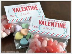 I'm Sweet on You Valentine | Free Printable by Vicky Barone
