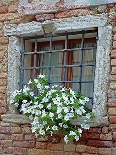 fenêtre italienne
