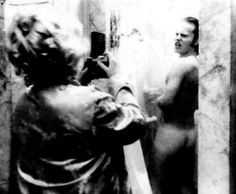 0 shower time -  Ann Sothern taking a pic of John Savage in The Killing Kind