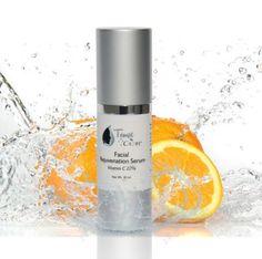 TEMPT Facial Rejuvenation 20% Vitamin C Serum - Tempt By Cazbe - 1