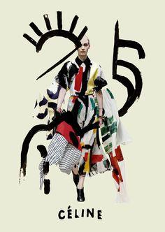 celine collage by ernesto artillo Art And Illustration, Illustrations, Foto Fashion, Fashion Art, Editorial Fashion, Fashion Design, Fashion Brands, Mode Collage, Collage Art
