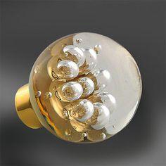 Brehat glass door knob
