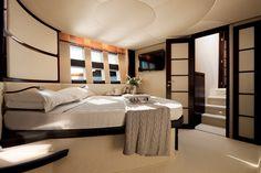 Azimut 62S Italia - Master Cabin