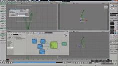 Compound with Softimage ICE with which you can create easily the bone strech system