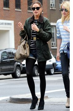 OliviaPalermo_coat_barbour