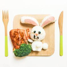 "Don't worry, be ""hoppy""!  #easter #bunny"