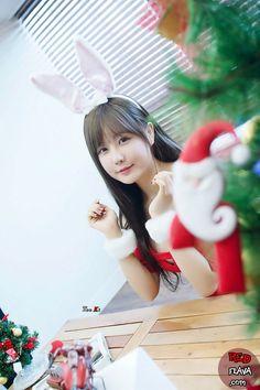 Hot Christmas Babe - Ryu Ji Hye  ♡ #AMEdition☆☆☆