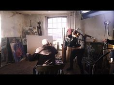"On Set: Recreating Matisse's ""La Leçon de piano"" - YouTube"