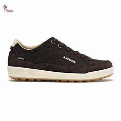 Molveno GTX Mid, Chaussures de Randonnée Homme, Vert (Olive/Vert), 46 EULowa